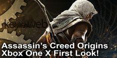 Assassin's Creed: Origins su Xbox One X, l'analisi tecnica di Digital Foundry  #follower #daynews - https://www.keyforweb.it/assassins-creed-origins-xbox-one-x-lanalisi-tecnica-digital-foundry/