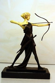 THE ARCHER BY PREISS