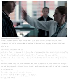 a take on Molly smacking the crap out of Sherlock - click through to see the gif set