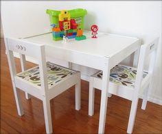 One IKEA LATT Table, Three Hacks   Apartment Therapy