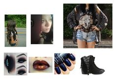 """""""~The Advengers: Scarlett Rose~"""" by allie-19 ❤ liked on Polyvore featuring Qupid"""