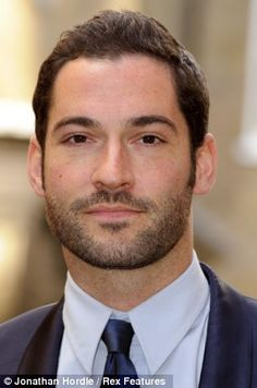 Fresh faces: Tom Ellis will star in the fourth series of Downton Abbey