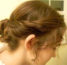 Margaret Hale hair