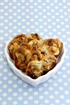 recette palmiers salés roquefort noix 1 Finger Foods, Entrees, Cauliflower, Biscotti, Appetizers, Vegetables, Commerce, Wordpress, Diy