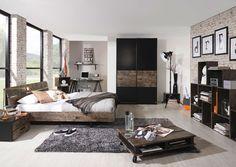 Schwebetürenschrank schwarz braun  gray and white bedroom decoration ideas | Bedroom Decor Ideas ...