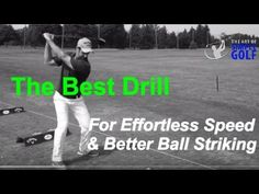 How To Increase Your Clubhead Speed: How You're Gripping The Club Is Killing Your Distances - YouTube