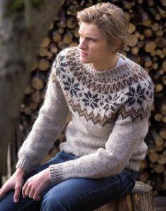 De 7 beste bildene for Islandsk | genser, strikking, islandsk