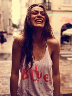 Sophie Vlaming And Vicky Lugentz For Maison Scotch's Summer 2012 Looks Style, My Style, Surf Style, Hippie Style, Soda Springs, Tank Shirt, Scotch Soda, Models, Beautiful People