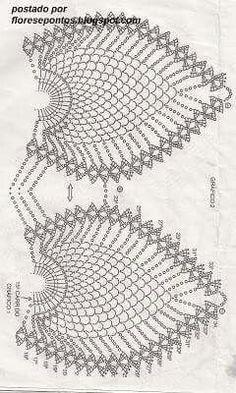 Best 12 Crochet Top Summer Tanks Bathing Suits New Ideas – SkillOfKing. Crochet Diy, Filet Crochet, Mode Crochet, Crochet Motifs, Crochet Shirt, Crochet Diagram, Crochet Woman, Crochet Doilies, Crochet Stitches