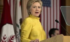 Fox News: Hillary Clinton Was 'A Little Too Calm' While Giving Speech On Foreign Policy