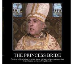 The princess bride :)))