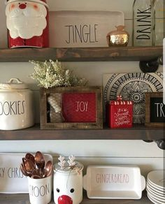 Home Garden and Apartment Christmas Kitchen, Cozy Christmas, Country Christmas, All Things Christmas, Handmade Christmas, Christmas Crafts, Christmas Decorations, Christmas Ideas, Christmas 2019