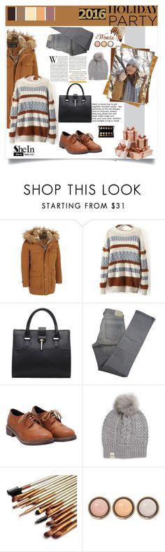 """SheIn (5)"" by aida-banjic ❤ liked on Polyvore featuring Comptoir Des Cotonniers, Seed Design, UGG Australia, By Terry and shein"