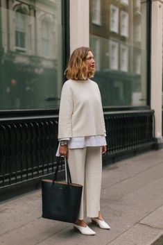 Alexis Foreman // style memos Source by yehrinpark. Mode Outfits, Fashion Outfits, Fashion Tips, Fashion Trends, Fashion Fall, Fashion Women, Style Photoshoot, Cullotes, Mode Hijab