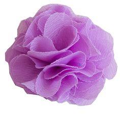 Wee Squeak Chinese Rose Lavender Flower Shoe Clip $12.95 http://www.meandmyfeet.com/wee-squeak-chinese-rose-lavender-flower-shoe-clip #Chinese #Rose #Lavender #Flower #Shoe #Clip #Kids