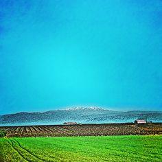 Hermon #mountain in #Israel