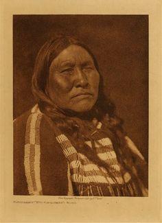 Kaistosinikyi (aka Kill-For-Nothing) - Kainai (Blood). Described elsewhere as Kaistosinikyi (aka Kill Them All) - Blackfoot/Kainai), 1926.