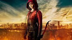 Speedy joins the team TOMORROW on the season premiere of #Arrow at 8/7c!  @Willaaaah