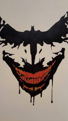 Batman + Joker