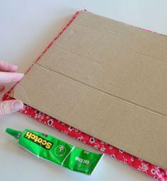Un cadre en tissu - Meubles et objets - Pure Sweet Home