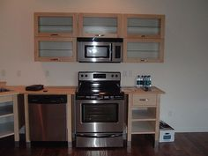 freestanding cabinets?
