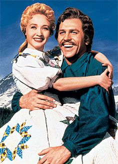 """""""Seven Brides for Seven Brothers"""" with Howard Keel and Jane Powell"""