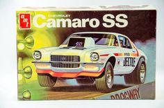 Model Cars Kits, Kit Cars, Car Kits, Camaro Models, Chevy Models, Monogram Models, Plastic Model Cars, Vintage Models, Chevrolet Camaro