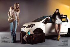 Ausdrucksstark auch im 70s Look: der #SEAT Mii by #MANGO in Glam Beige.