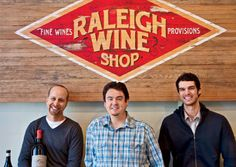 The Raleigh Wine Shop, Raleigh, NC - Best New Places to Drink Wine on Food & Wine