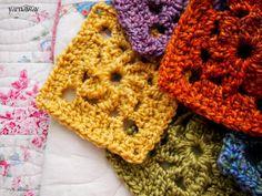 little jewels | yarnaway: a crochet scrapbook