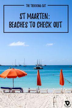St Maarten Beach Guide | Caribbean Travel | St. Maarten | Travel Tips | North America |