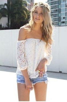 chemisiers en dentelle femmes chemise à manches longues