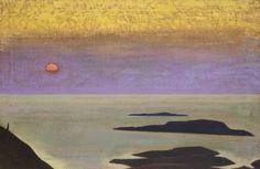 Nicholas Roerich - Monhigan