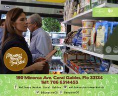 Visítanos de lunes a sábado y disfruta de un genial y tranquilo ambiente, con deliciosa comida, excelente atención y los mejores productos del mercado NONGMO. Visítanos en el corazón de #CoralGables y conviértete en un #WellnessLover. #NosVemosEnElMercaditoDeCoralGables #WellnessChoiceMarketCG #Sanatos #VenezolanosEnMiami #NonGMO #NonGMOProject #SuperFoods #EatLocal #Dieta #Diet #HealthyFood #Healthy #HealthyChoice #Wellness #Cancer #Organic #OrganicFood #JuiceBar #Paleo #EatClean #RealFood