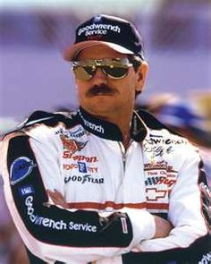 The Intimidator:  Dale Earnhardt