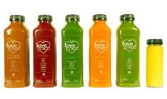 Gourmet Raw Organic Cold Pressed Juices | Love Grace Juices