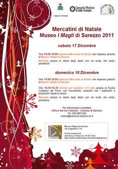Mercatini di Natale a Sarezzo  http://www.panesalamina.com/2011/906-mercatini-di-natale-a-sarezzo.html