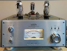 High end audio audiophile Line Magnetic Audio LM210IA Integrated Tube Amplifier