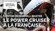 Custom Motorhell Master - nouveautés 2019 - YouTube Master, France, Paris, Montmartre Paris, Paris France, French