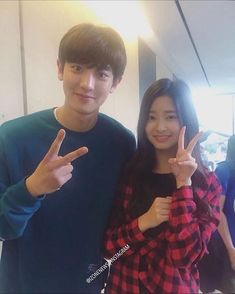 he likes boys ⁝ chanbaek - sayfası Park Chanyeol Exo, Baekhyun, Kpop Memes, Korean Couple, Best Friend Pictures, Kim Min, Chanbaek, K Idols, Ikon