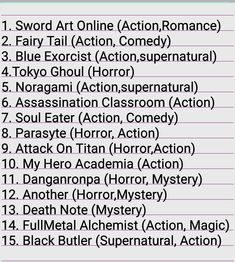 Anime list that I've watched - Pizza Time Best Anime List, Best Anime Shows, List Of Anime Shows, Good Anime To Watch, Anime Watch, Manga Anime, Otaku Anime, Romance Anime List, Touka Wallpaper