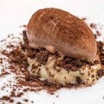 Cuajado de chocolate. #becook #fotografo #foodphotography