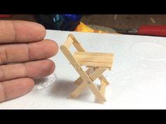Minicik Katlanır Sandalye #22 - YouTube