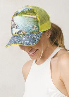 Bio Green Graphic Design Printed Rio Ball Cap Hat Hermes Handbags b2b59a57b061