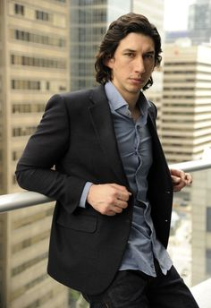 Adam Driver strained buttons appreciation