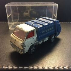 Takara Tomy Tomica 10 Mitsubishi Canter (Made In China), Games & Toys, Toys on Carousell