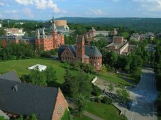 20 colleges that make you feel like you could be at Hogwarts— Cornell University, New York