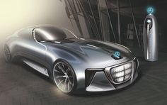 Mercedes-Benz Concept Alternative Prestige by Hun-gil-Lee