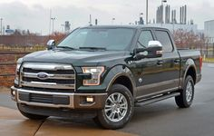 2015 Ford F-150!