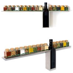 Line Spice Rack by Desu Design